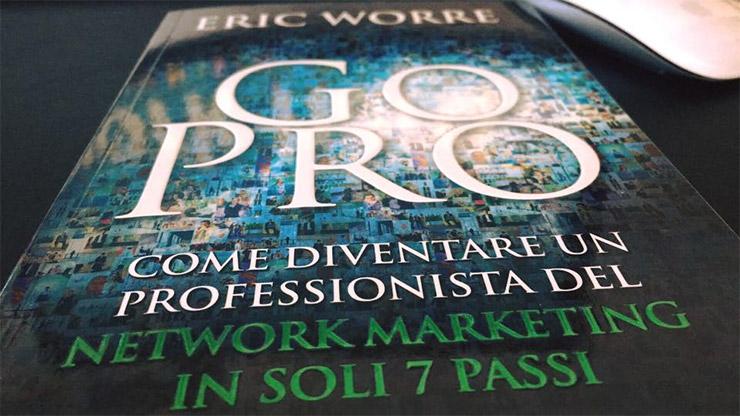 Go Pro ,il libro di Eric Worre